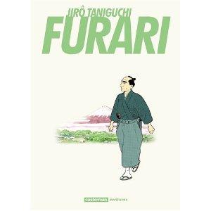 Furari de Jiro Taniguchi - Manga