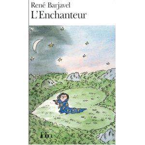 livre l'Enchanteur de René Barjavel