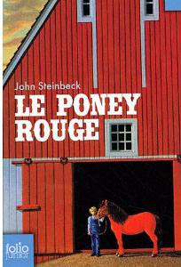 Le poney rouge livre Steinbeck