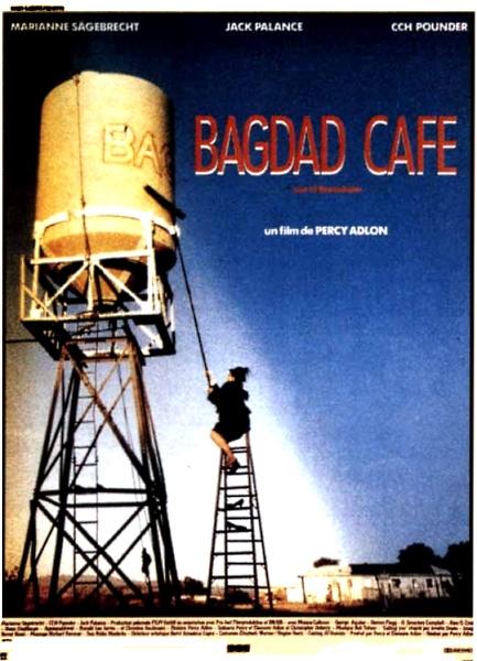 affiche film Bagdad Cafe