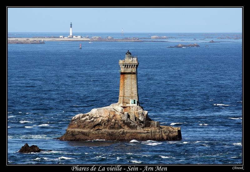 Pointe du Raz phare de la vieille