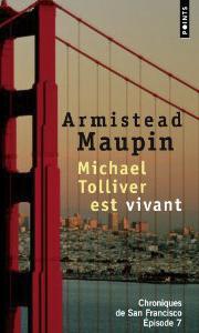 livre Armistead Maupin michael tolliver est vivan