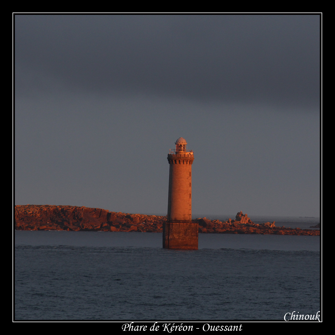 phare kereon ouessant