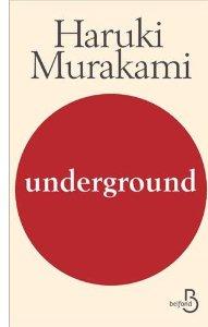 Underground Haruki Muakami