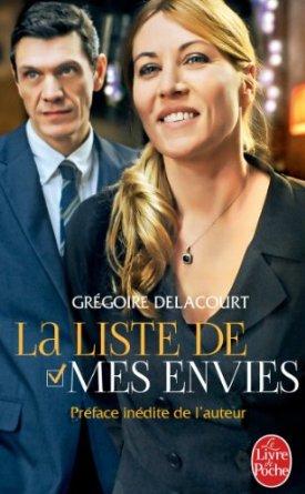 Gregoire Delacourt- Le Livre de me envies