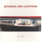 Journal des canyons Arnaud Devillard