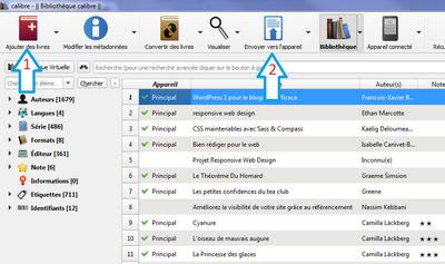 Comment lire un fichier Epub et PDF avec une Kindle