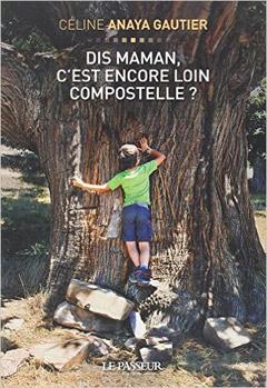 Dis maman c-est encore loin-Compostelle - Céline Anaya Gautie