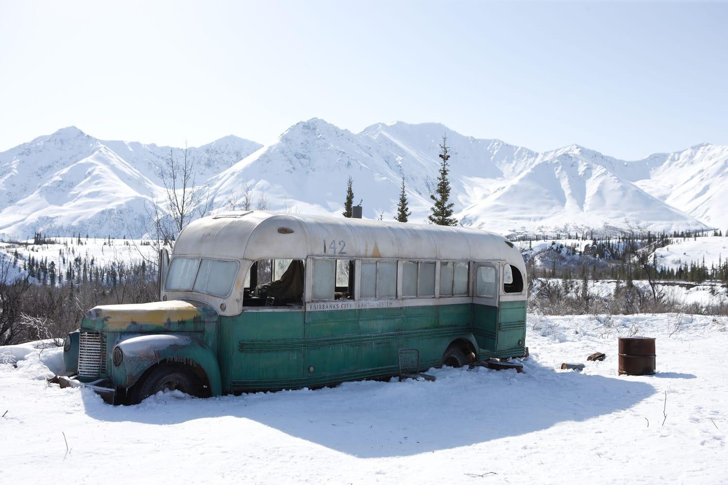 Magic Bus Into The Wild le fill