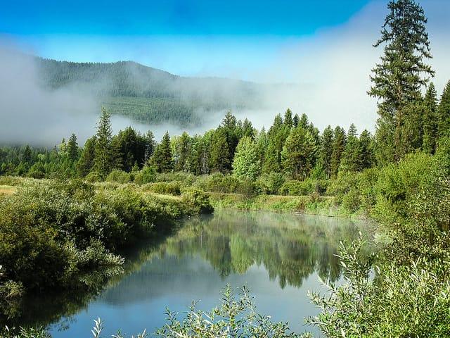 la yaak River