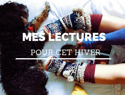 mes lectures hiver