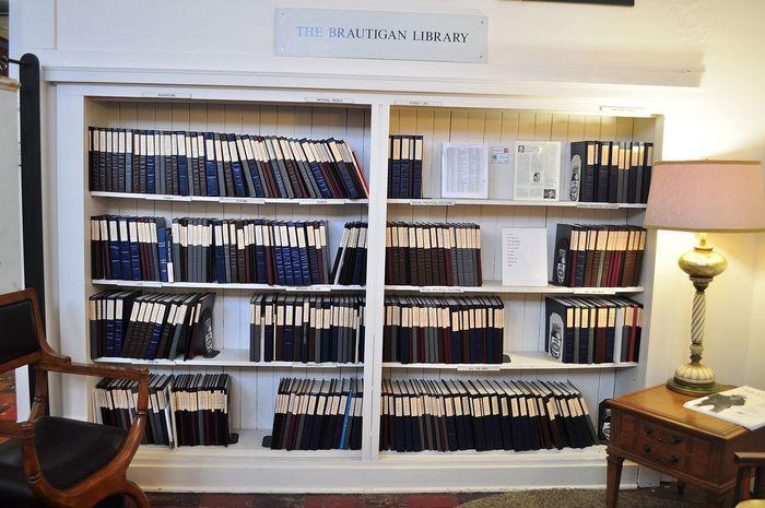 bibliotheque Brautigan