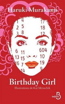 livre Birthday girl Murakami