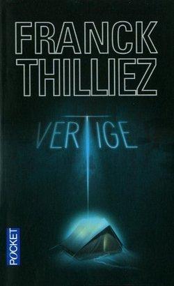 livre Vertige Franck Thilliez