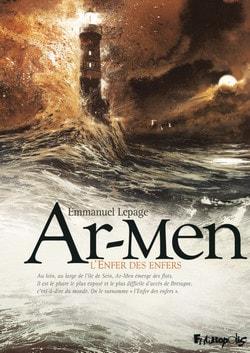 Ar-Men de  Emmanuel Lepage