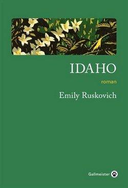 livre Idaho Emily Ruskovich