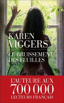 livre Le bruissement des feuilles de Karen Viggers