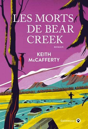 livre Les morts de Bear Creek Gallmeister