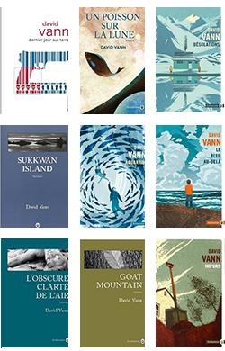 Top des livres de David Vann