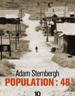 Population : 48 d'Adam Sternbergh