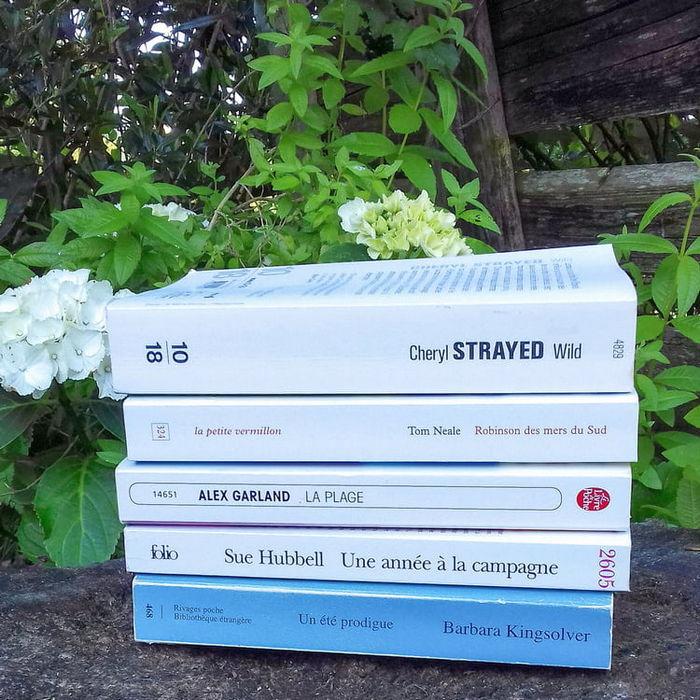 5 livres coup de cour pour l'été