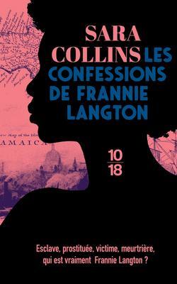 Les confessions de Frannie Langton de Sara Collins livre