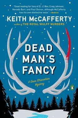livre Dead Man Fancy keith mccarfferty