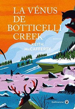 livre La vénus de Botticelli Creek McCafferty