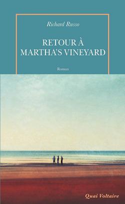 livre Retour à Martha's Vineyard