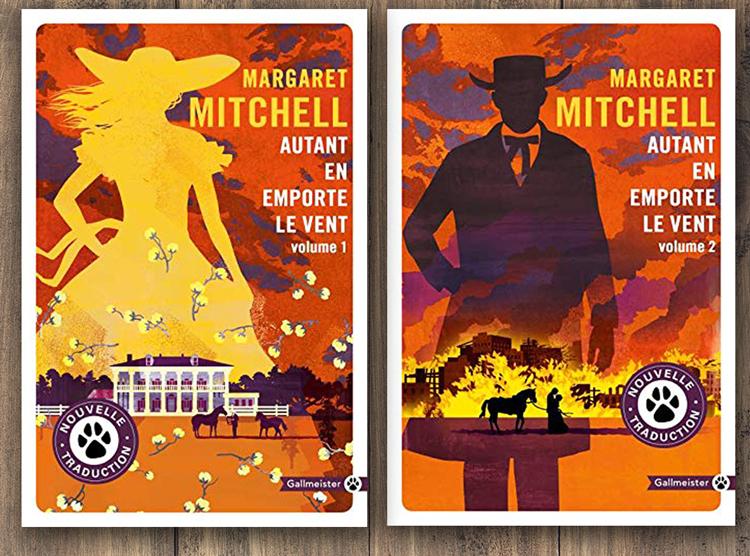 livre Autant en emporte le vent de Margaret Mitchell