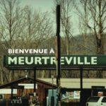 livre Bienvenue à Meurtreville de André Marois