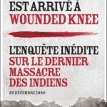 livre Ce qui est arrivé à Wounded Knee – Laurent Olivier